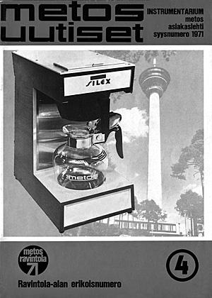 Metos Uutiset 4 - 1971
