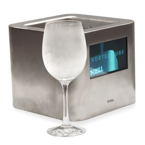 Glass froster