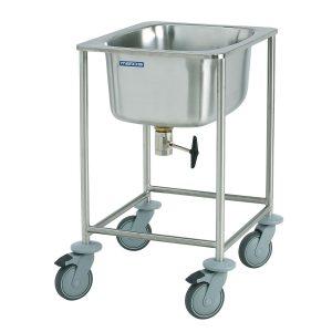 Basin trolleys