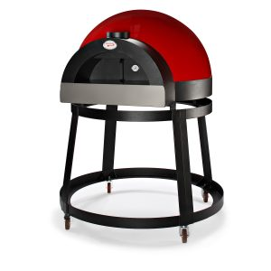 Traditional stone heart pizza ovens