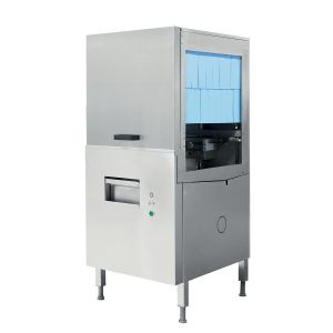 Pre-wash machines for WD rack conveyors