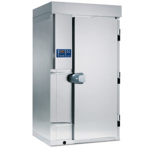 Blast chiller and shock freezer rooms