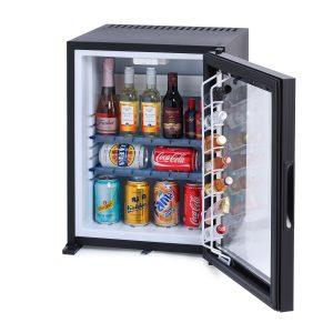 Minibar refrigerators