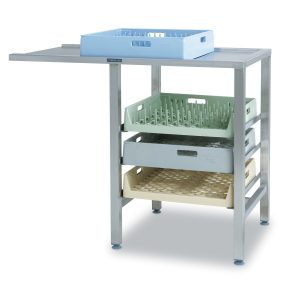 Unloading tables