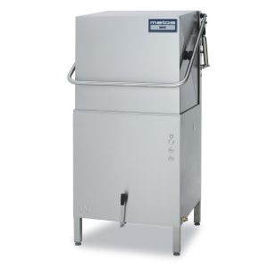 Pre-wash machines for WD hood type machines