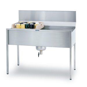 Pre-wash tables
